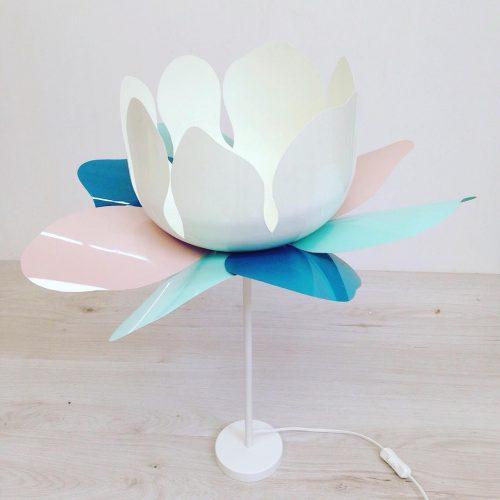 fleur_lampe